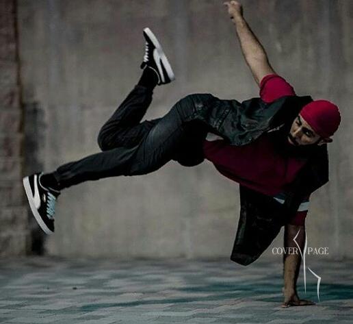 DANCER – B-BOYS & HIP HOP