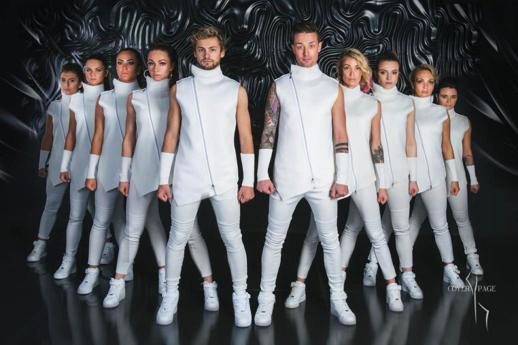 DANCER – CHOREOGRAPHED SHOW
